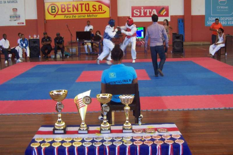 Taekwondo Cabo Verde
