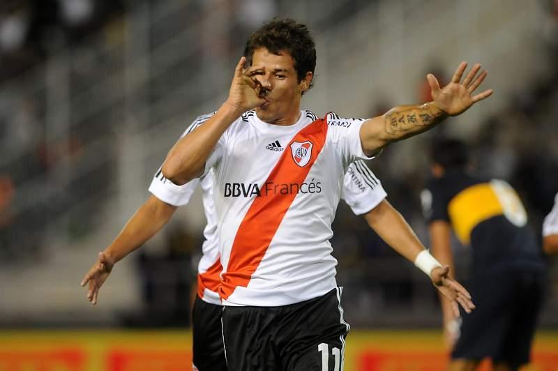Rodrigo Mora continua a marcar no River Plate