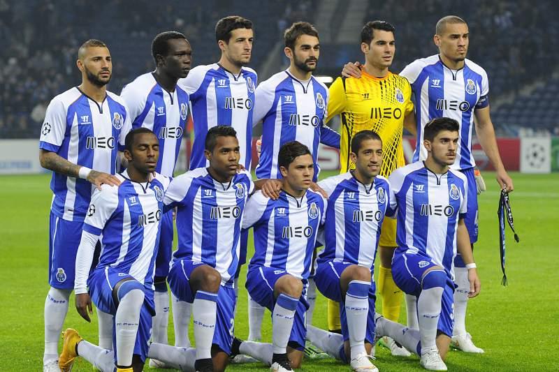 Equipa do FC Porto 2014/2015