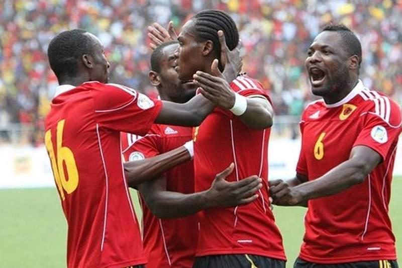 Angola sobe 15 lugares no ranking FIFA