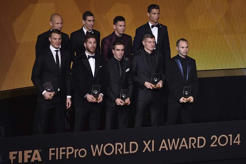 Equipa do Ano FIFA
