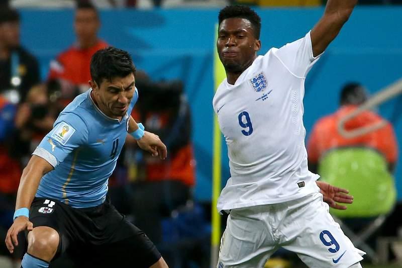 Fucile jogou frente a Inglaterra
