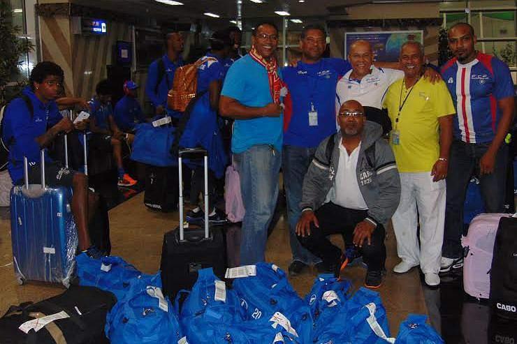 Comitiva cabo-verdiana na Guiné Equatorial