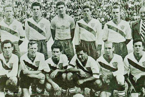 Equipa dos EUA de 1950
