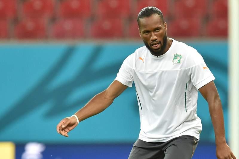 Drogba está no Mundial 2014 como jogador livre