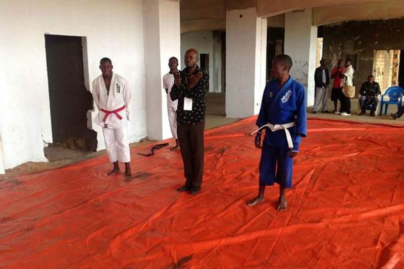 selecção de jiu jitsu