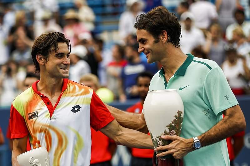 Federer vence em Cincinnati pela sexta vez