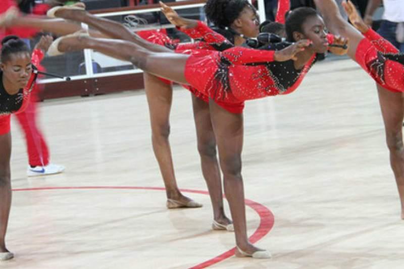 Ginástica Angola