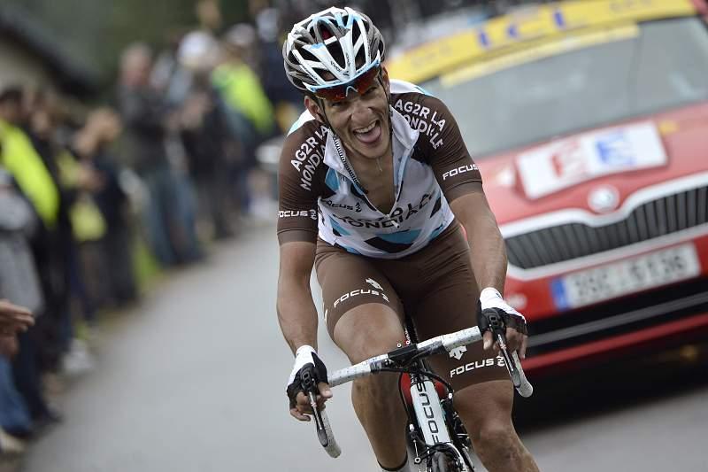 Kadri venceu 8.ª etapa do Tour2014