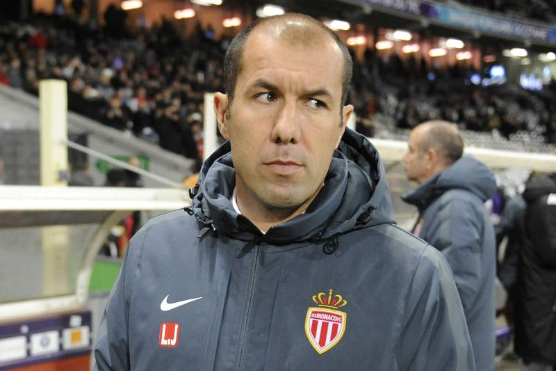 Leonardo Jardim mostrou-se muito crítico em relação à arbitragem do jogo com o Montpellier