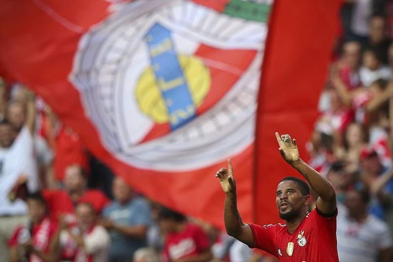 Benfica venceu Moreirense por 3-1