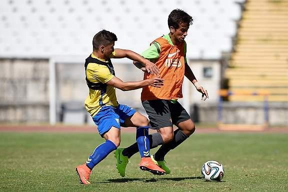 Estoril - Seleção Sub-19 de Portugal