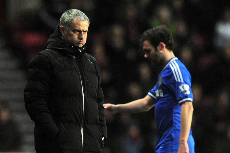 Mourinho e Mata