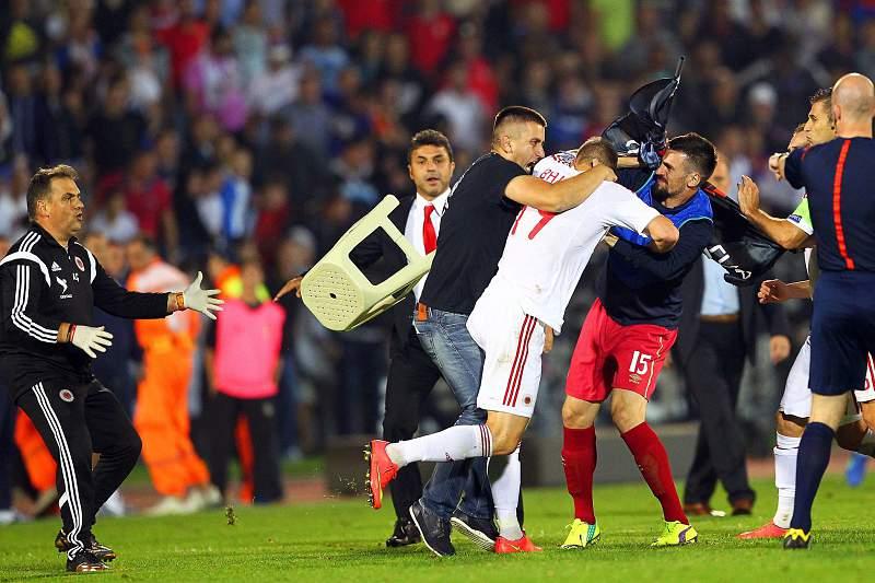 Servia vs Albania