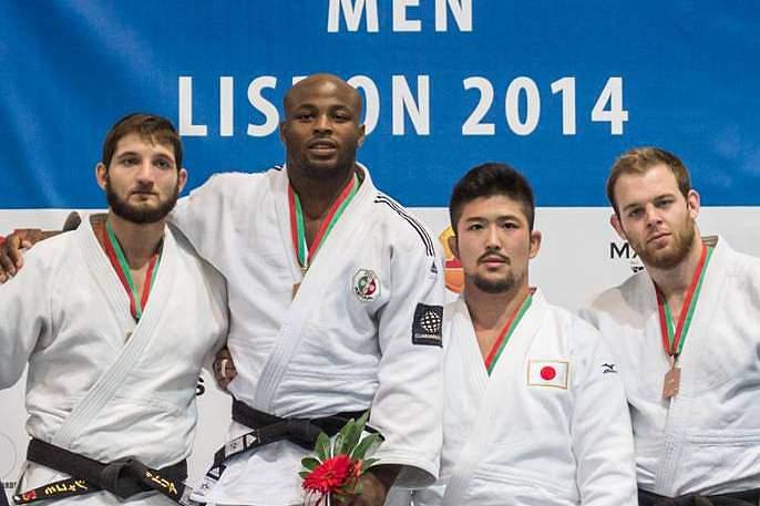 Jorge Fonseca conquistou o ouro em Lisboa
