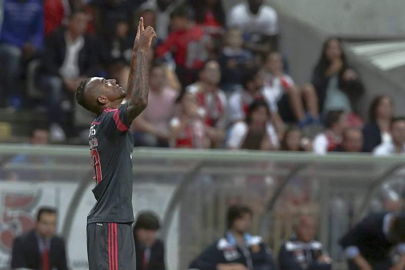 Talisca marcou aos dois minutos em Braga