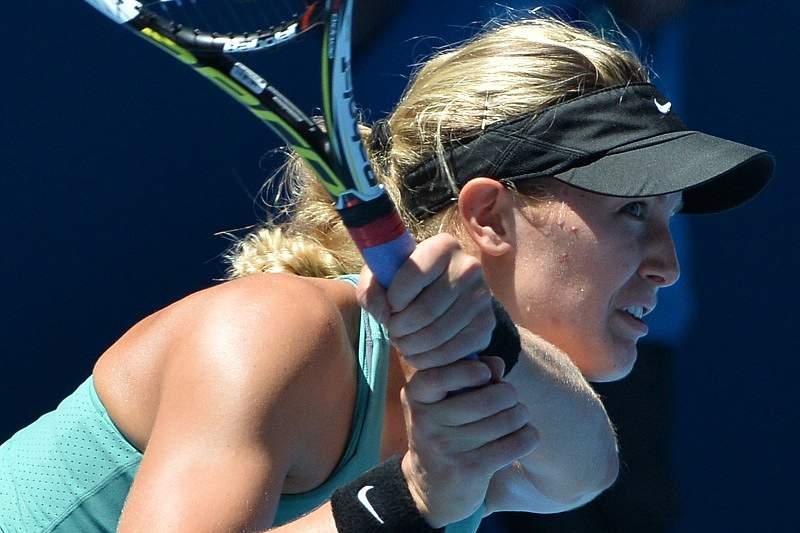 Eugenie Bouchard, tenista do Canadá