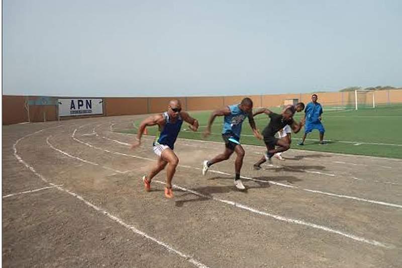 Atletismo em Cabo Verde