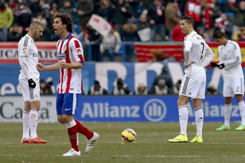 Tiago e Ronaldo: Rivais em Madrid, colegas na seleção