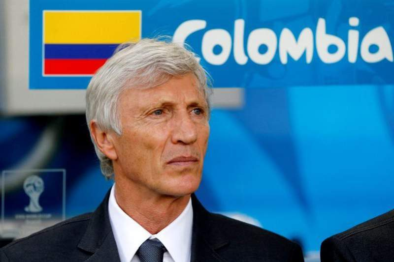 José Pekerman elogiou a sua equipa