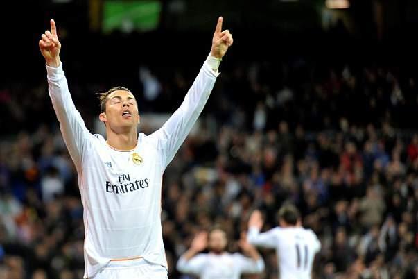 Ronaldo na corrida para ser o melhor na Europa