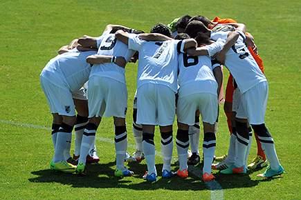 Juvenis do Vitória de Guimarães sagraram-se campeões nacionais