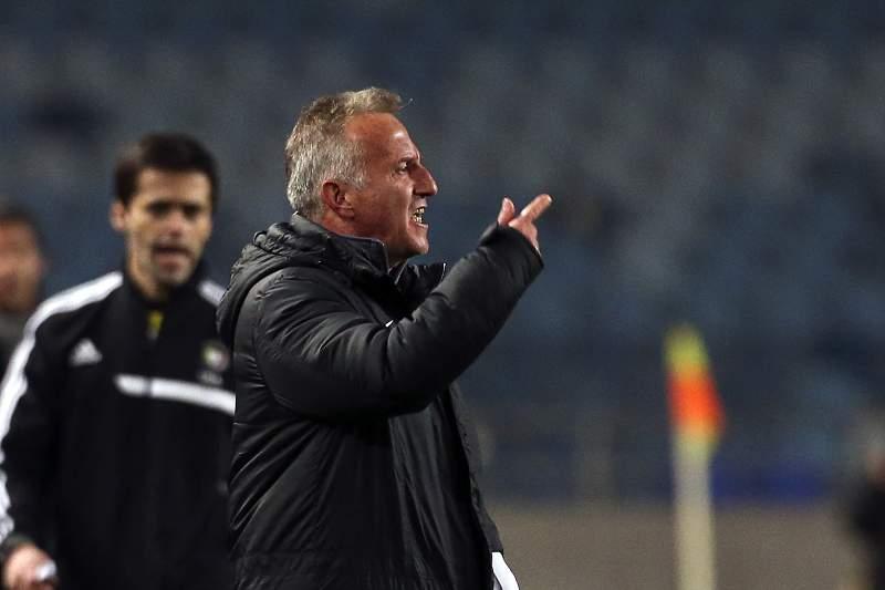 Jorge Rosário, treinador adjunto de Sérgio Conceição