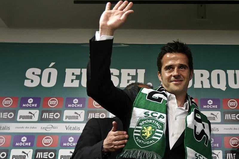 Marco Silva no Sporting