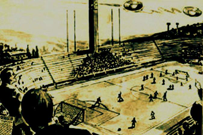 Há 60 anos foram avistados ovnis num jogo de reservas da Fiorentina