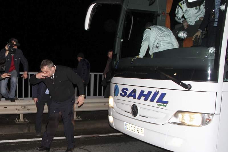 Autocarro Fenerbahçe