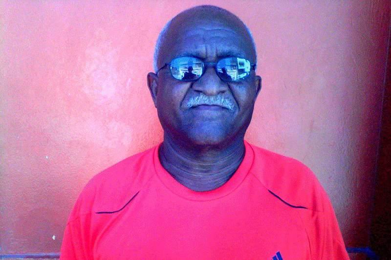 Djack, antigo internacional cabo-verdiano