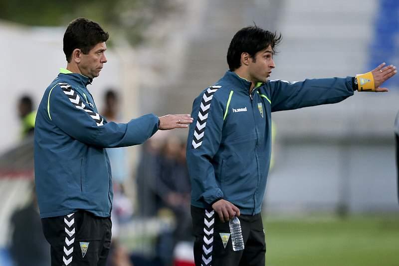 Fabiano Soares e Hugo Leal dão indicação no jogo com o Gil Vicente