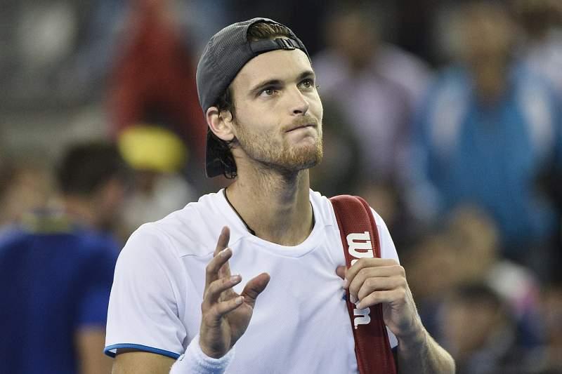 João Sousa cai três lugares no dia de triunfo na estreia no Open da Austrália