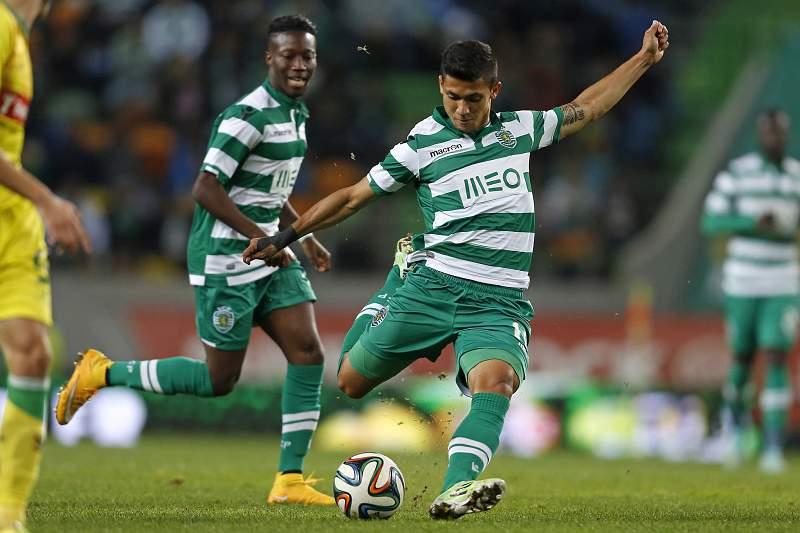 Montero marcou o golo da 10ª jornada
