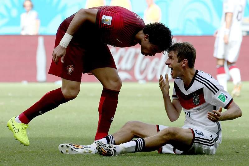 Group G - Alemanha vs Portugal