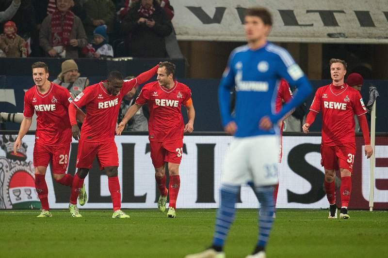 Schalke04 foi derrotado pelo Colonia