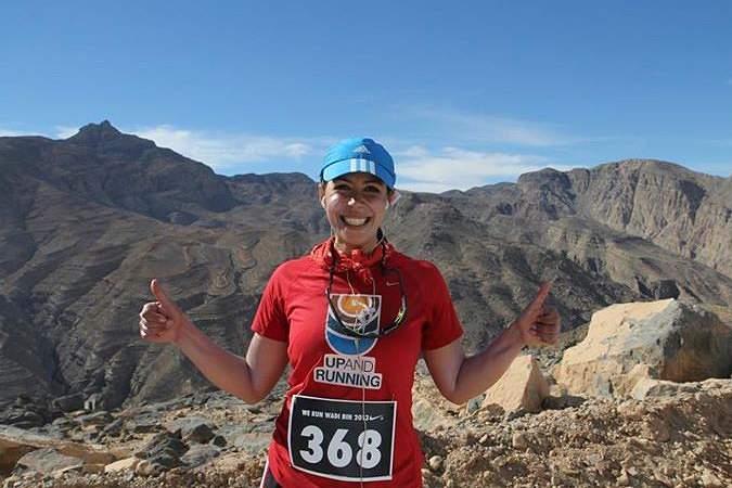 Maria Conceição bate recorde para sete maratonas em sete continentes