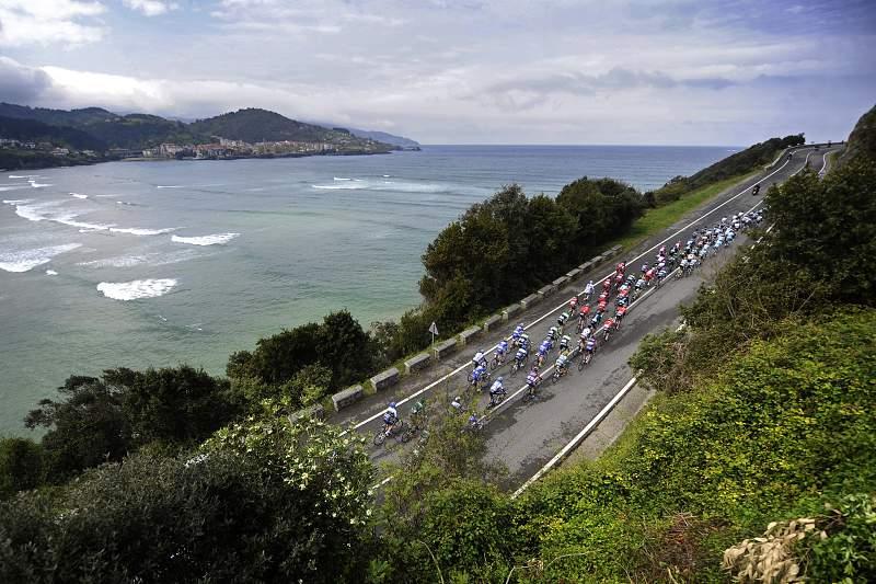Volta a Espanha em bicicleta