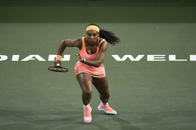 BNP Paribas Open tennis