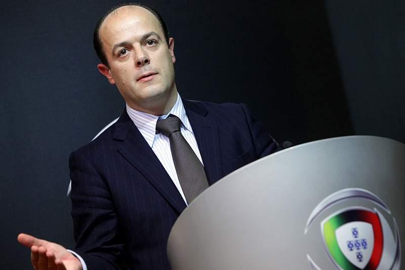 Mário Figueiredo reeleito presidente da Liga de Clubes