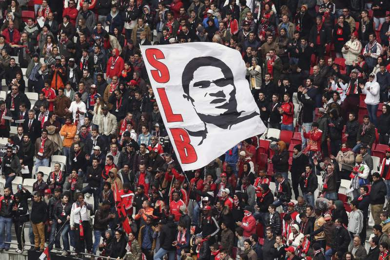 Funeral ceremony of Portuguese soccer legend Eusebio