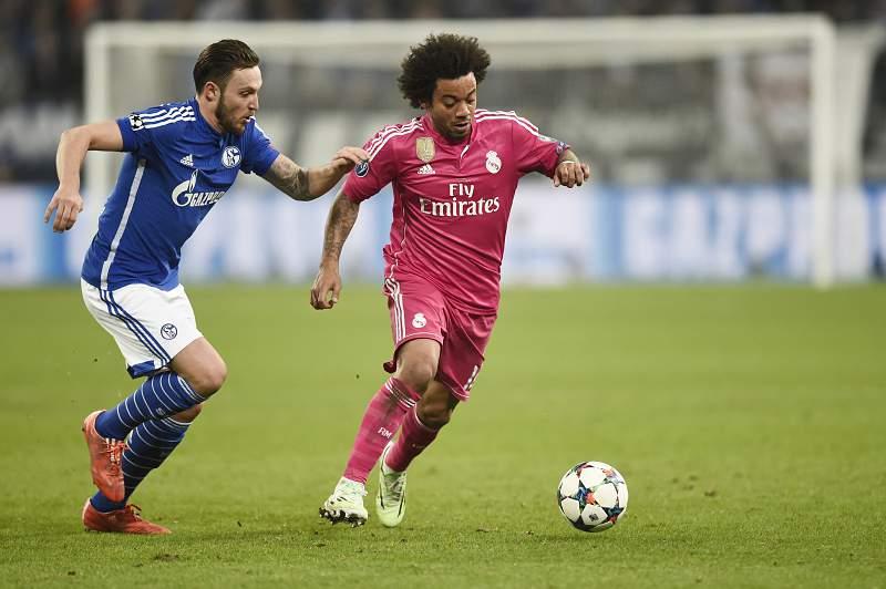Marcelo marca ao Schalke 04
