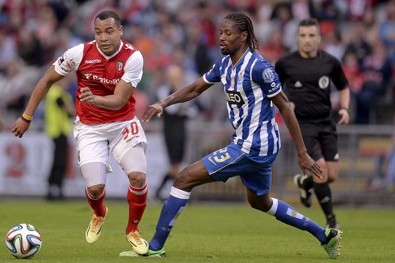 Edgar Pardo e Abdoulaye Ba