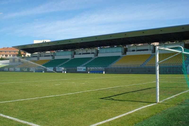 Estádio João Cardoso em Tondela