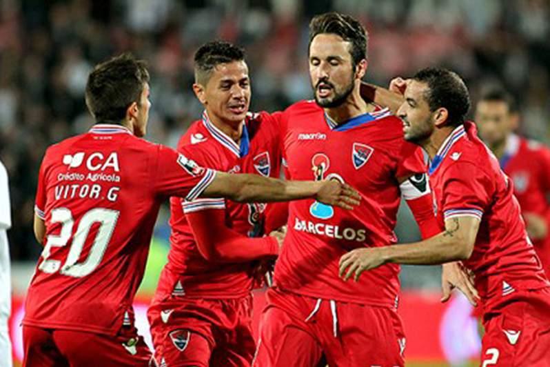 Gil Vicente vs Oliveirense
