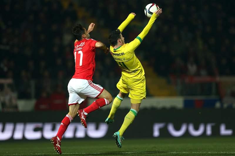P. Ferreira vs Benfica