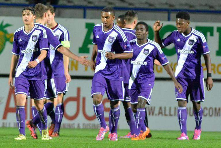 Anderlecht marca encontro com FC Porto nos
