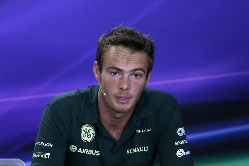 Piloto de Fórmula 1 Van der Garde rescinde com a Sauber por