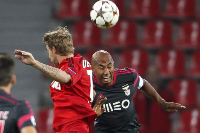 Bayer Leverkusen-Benfica