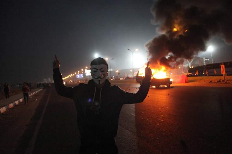 Incidentes no Cairo